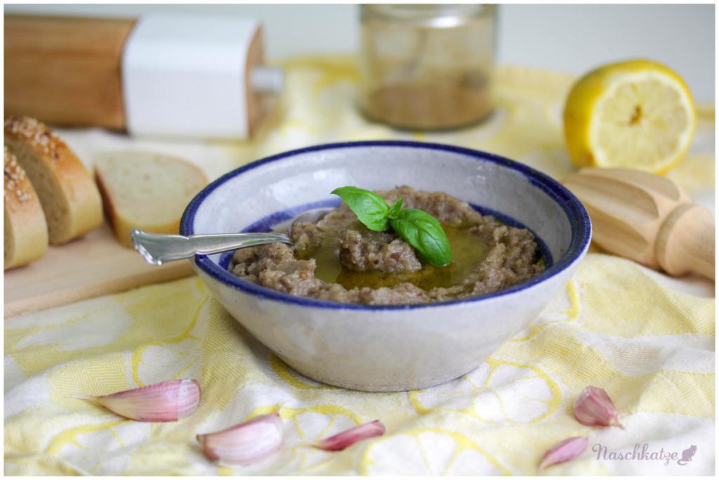 Auberginensalat, kretisch (1)